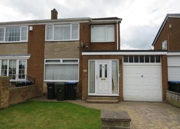 Thumbnail 3 bed property to rent in Larkspur Road, Marton-In-Cleveland, Middlesbrough
