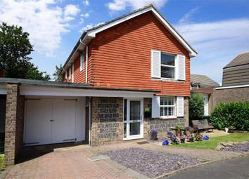 Thumbnail 4 bed link-detached house for sale in The Rotyngs, Rottingdean, Brighton, East Sussex