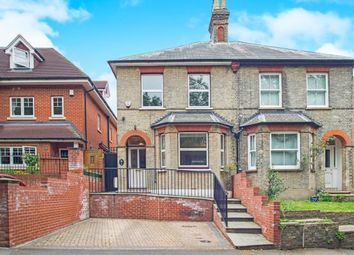Thumbnail 3 bed semi-detached house for sale in Epsom, Surrey, Engalnd