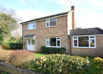 Thumbnail 4 bedroom detached house for sale in St. Davids Close, Farnham, Surrey