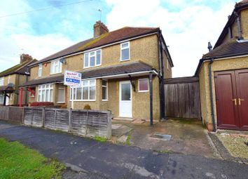 Thumbnail 3 bed semi-detached house for sale in Byron Road, Aylesbury