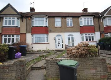 Thumbnail 3 bed terraced house to rent in The Fairway, London