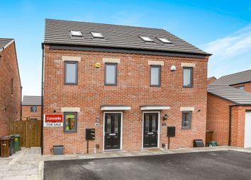 Thumbnail 3 bedroom semi-detached house for sale in Pembrey Gardens, Ettingshall Place, Wolverhampton