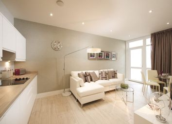 Thumbnail 1 bedroom flat for sale in Venture House, London Road, Staines