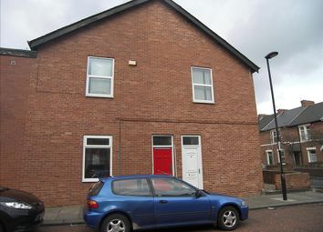 Thumbnail 4 bedroom terraced house to rent in Stratford Road, Heaton, Newcastle Upon Tyne