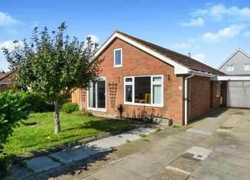 Thumbnail 3 bedroom bungalow for sale in Lade Fort Crescent, Lydd On Sea, Romney Marsh, Kent