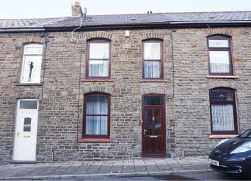 Thumbnail 3 bed terraced house for sale in Crawshay Street, Ynysybwl, Pontypridd