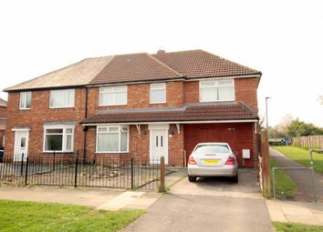Thumbnail 7 bed semi-detached house for sale in Tostig Avenue, York