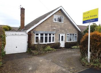 Thumbnail 3 bedroom bungalow for sale in Harehill Crescent, Wingerworth, Chesterfield, Derbyshire