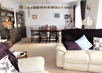 Thumbnail 4 bedroom detached bungalow for sale in Highstock Lane, Gedney Hill, Spalding