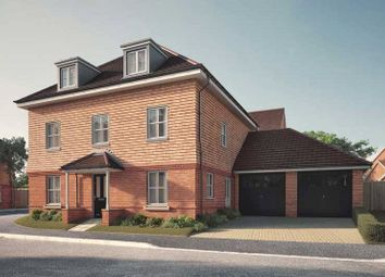 Thumbnail 5 bed detached house for sale in Copsewood, Wokingham, Berkshire