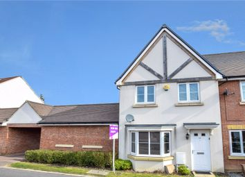 Thumbnail 3 bed end terrace house for sale in Wright Close, Bushey, Hertfordshire