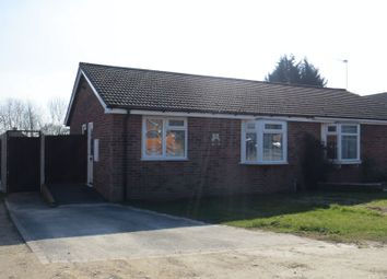 Thumbnail 2 bed semi-detached bungalow to rent in Quantock Close, Rubery, Rednal, Birmingham