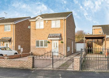 3 bed detached house for sale in Aldcliffe Crescent, Balby, Doncaster, South Yorkshire DN4