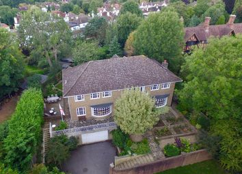 Thumbnail 5 bed detached house for sale in Bridleways, Woodcote Green Road, Epsom
