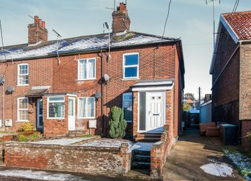 Thumbnail 3 bed end terrace house for sale in Creeting Road, Stowmarket
