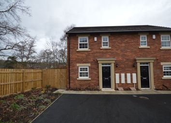 Thumbnail 3 bedroom semi-detached house for sale in Beckett Close, Horbury, Wakefield