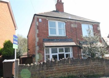 Thumbnail 2 bed detached house for sale in Kelvin Road, Thorneywood, Nottingham