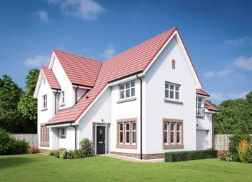 "Thumbnail 5 bed detached house for sale in ""The Lowther"" at Edinburgh Road, Belhaven, Dunbar"