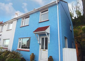 Thumbnail 3 bedroom semi-detached house for sale in Overland Road, Mumbles, Swansea, West Glamorgan.
