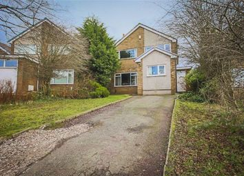 Thumbnail 4 bed detached house for sale in Highfield Avenue, Burnley, Lancashire