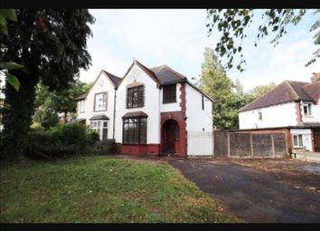 Thumbnail 3 bed semi-detached house for sale in Broadway West, Walsall, West Midlands