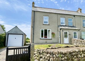 Thumbnail 3 bed semi-detached house for sale in Churchtown, St. Breward, Bodmin