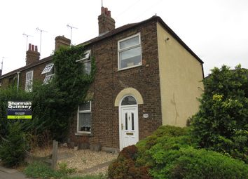 Thumbnail 3 bed end terrace house for sale in Oundle Road, Woodston, Peterborough