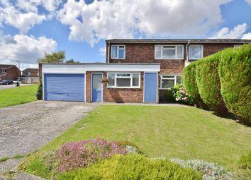 Thumbnail 4 bedroom semi-detached house for sale in Kempshott, Basingstoke