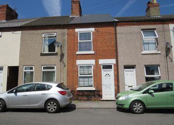 Thumbnail 2 bed terraced house for sale in Hazel Grove, Hucknall, Nottingham