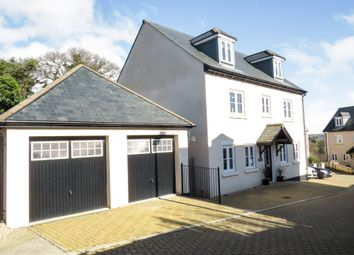 Thumbnail 6 bedroom detached house for sale in Gardeners Lane, Yealmpton, Plymouth