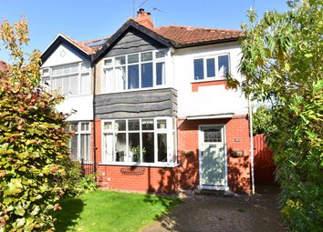 Thumbnail 3 bed semi-detached house for sale in Halstead Road, Harrogate