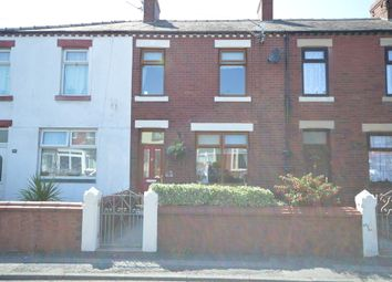 Thumbnail 2 bedroom terraced house for sale in Abbey Road, Blackpool