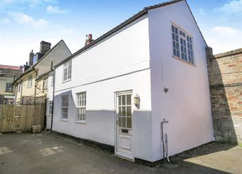 Thumbnail 2 bed end terrace house for sale in East Street, St. Ives, Huntingdon