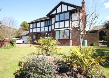 Thumbnail 4 bed detached house to rent in Westward Ho, Caldy, Wirral