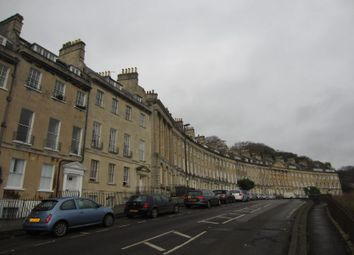 Thumbnail 2 bedroom flat to rent in Camden Crescent, Bath