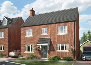 Thumbnail 4 bed detached house for sale in Ludlow Road, Bicester