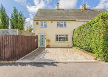 Thumbnail 3 bed semi-detached house for sale in Romney Road, Tetbury