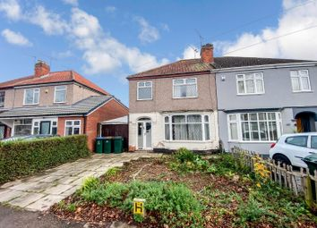3 bed semi-detached house for sale in Wainbody Avenue South, Coventry CV3