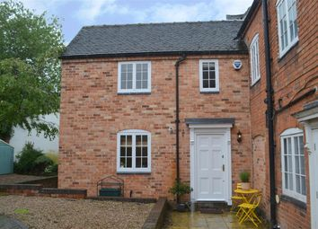 Thumbnail 2 bed town house for sale in Tamworth Street, Lichfield