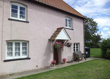 Thumbnail 2 bed cottage to rent in Farringdon Hill, Stogursey, Bridgwater