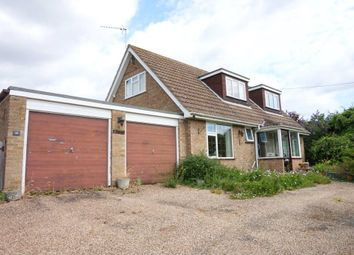 Thumbnail 3 bedroom detached house for sale in The Street, Capel St Mary, Suffolk