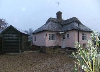 Thumbnail 2 bed cottage to rent in Main Road, Sutton