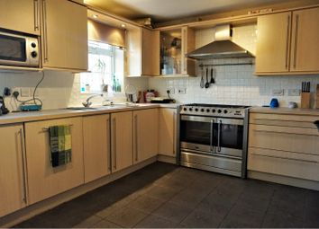 Thumbnail 3 bed town house for sale in Hallams Drive, Nantwich