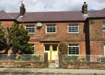 Thumbnail 4 bed terraced house for sale in 5 Stewarthall Gardens, Dumfries