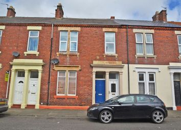 Thumbnail 2 bed flat to rent in West Percy Road, North Shields