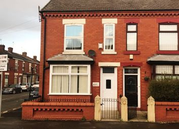 Thumbnail 3 bedroom terraced house to rent in Moston Lane, Moston, Manchester