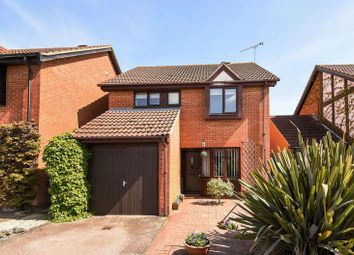 Thumbnail 3 bed detached house for sale in Alexander Close, Abingdon