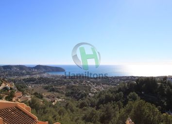Thumbnail 4 bed link-detached house for sale in Moraira, Valencia