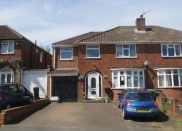 Thumbnail 4 bed semi-detached house for sale in Willowsbrook Road, Halesowen, West Midlands